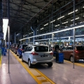 Ford B-Max in uzina de la Craiova - Foto 22 din 26