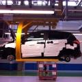 Ford B-Max in uzina de la Craiova - Foto 24 din 26