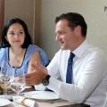 Lunch cu Greg Konieczny - Foto 4 din 11