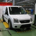 Ford a prezentat primul Transit Connect Made in Romania - Foto 8 din 15