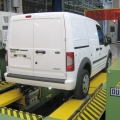 Ford a prezentat primul Transit Connect Made in Romania - Foto 11 din 15