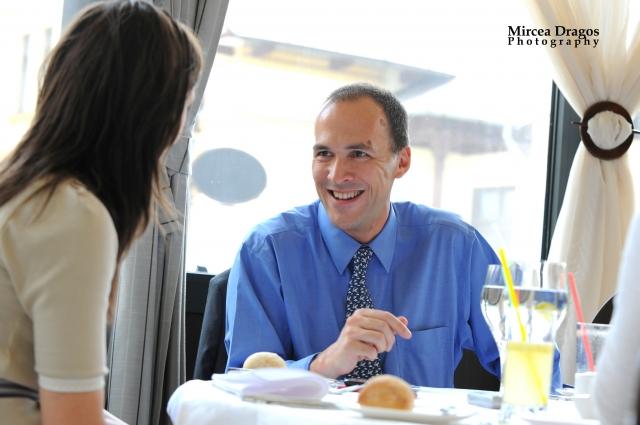 La pranz cu Pascal Prigent, seful GSK: A schimbat visul de a deveni olimpic pe o cariera de invidiat in business - Foto 1 din 10