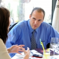 La pranz cu Pascal Prigent, seful GSK: A schimbat visul de a deveni olimpic pe o cariera de invidiat in business - Foto 8