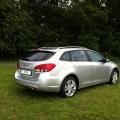 Chevrolet Cruze station wagon - Foto 3 din 25