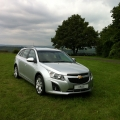Chevrolet Cruze station wagon - Foto 4 din 25