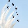 Cum a fost prima zi a celui mai mare show aerian din Romania - GALERIE FOTO - Foto 2