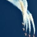Cum a fost prima zi a celui mai mare show aerian din Romania - GALERIE FOTO - Foto 3