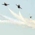 Cum a fost prima zi a celui mai mare show aerian din Romania - GALERIE FOTO - Foto 4