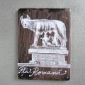 Bucurestiul turistic, in magneti din portelan pictat manual - Foto 3 din 6