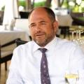 La pranz cu bancherul Sergiu Oprescu, presedintele Alpha Bank - Foto 2 din 7