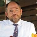 La pranz cu bancherul Sergiu Oprescu, presedintele Alpha Bank - Foto 7 din 7