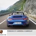 Porsche 911 Carrera 4 si 4S - Foto 1 din 13