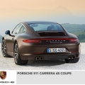 Porsche 911 Carrera 4 si 4S - Foto 3 din 13