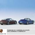 Porsche 911 Carrera 4 si 4S - Foto 6 din 13