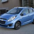 Chevrolet Spark facelift - Foto 2 din 9
