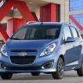 Chevrolet Spark facelift - Foto 1 din 9