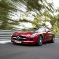 Mercedes SLS AMG - Foto 7 din 16