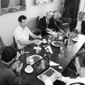 Intalnirile Wall-Street.ro: dezbatere despre tendintele din economie - Foto 5 din 14