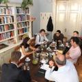 Intalnirile Wall-Street.ro: dezbatere despre tendintele din economie - Foto 7 din 14