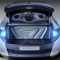 Concepte electrice Renault Twizy ZE, Zoe ZE, Fluence ZE si Kangoo ZE - Foto 13 din 15