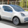 Concepte electrice Renault Twizy ZE, Zoe ZE, Fluence ZE si Kangoo ZE - Foto 14 din 15