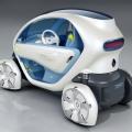 Concepte electrice Renault Twizy ZE, Zoe ZE, Fluence ZE si Kangoo ZE - Foto 2 din 15