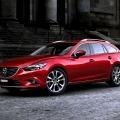 Mazda6 Wagon - Foto 2 din 5