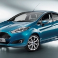 Ford Fiesta facelift - Foto 1 din 10
