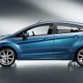 Ford Fiesta facelift - Foto 2 din 10