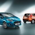 Ford Fiesta facelift - Foto 3 din 10