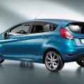 Ford Fiesta facelift - Foto 4 din 10