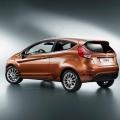 Ford Fiesta facelift - Foto 8 din 10