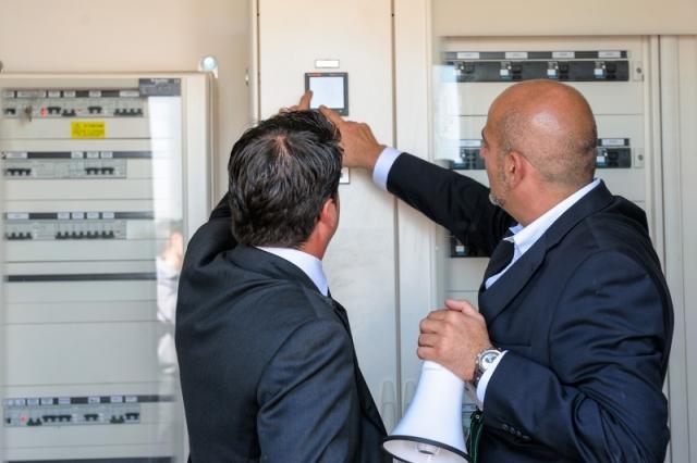 Cum arata parcul fotovoltaic dezvoltat in Vrancea cu know-how danez si portughez (Galerie Foto) - Foto 12 din 28
