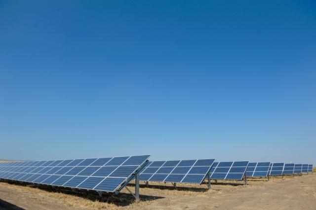 Cum arata parcul fotovoltaic dezvoltat in Vrancea cu know-how danez si portughez (Galerie Foto) - Foto 17 din 28