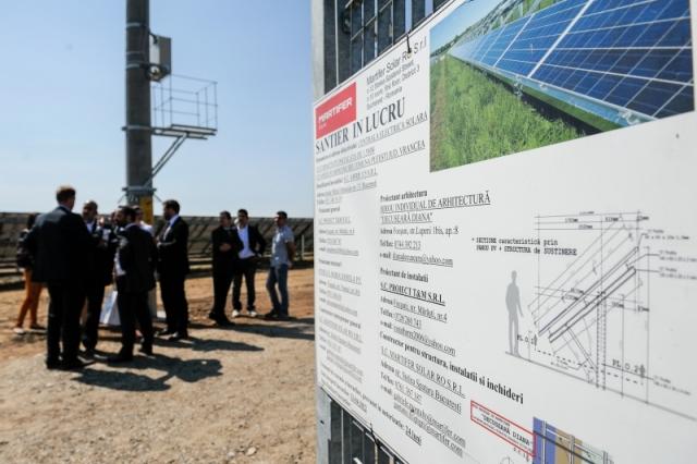 Cum arata parcul fotovoltaic dezvoltat in Vrancea cu know-how danez si portughez (Galerie Foto) - Foto 19 din 28