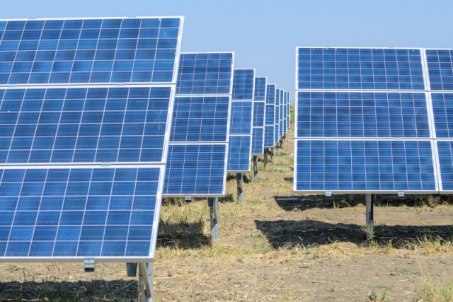 Cum arata parcul fotovoltaic dezvoltat in Vrancea cu know-how danez si portughez (Galerie Foto) - Foto 21 din 28