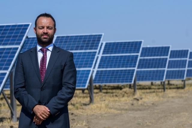 Cum arata parcul fotovoltaic dezvoltat in Vrancea cu know-how danez si portughez (Galerie Foto) - Foto 25 din 28