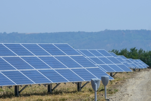 Cum arata parcul fotovoltaic dezvoltat in Vrancea cu know-how danez si portughez (Galerie Foto) - Foto 27 din 28