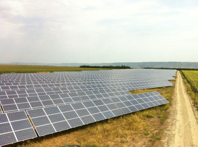 Cum arata parcul fotovoltaic dezvoltat in Vrancea cu know-how danez si portughez (Galerie Foto) - Foto 1 din 28