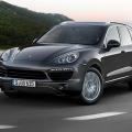 Porsche Cayenne S Diesel - Foto 2 din 6