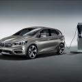 BMW Concept Active Tourer - Foto 1 din 11