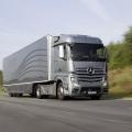 Mercedes-Benz Aerodynamics Truck & Trailer - Foto 1 din 4