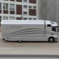 Mercedes-Benz Aerodynamics Truck & Trailer - Foto 2 din 4