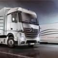 Mercedes-Benz Aerodynamics Truck & Trailer - Foto 4 din 4