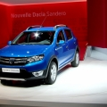 Dacia la Salonul Auto de la Paris - Foto 1 din 3