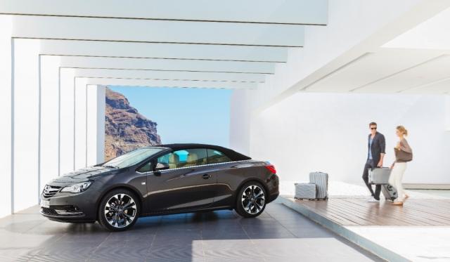 Video: Opel prezinta decapotabila Cascada - Foto 1 din 5