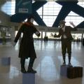 Cum arata noul terminal de plecari al Aeroportului Otopeni - Foto 37