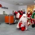 Birouri de sarbatoare: cum s-au pregatit companiile pentru Craciun - Foto 23