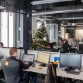 Birouri de sarbatoare: cum s-au pregatit companiile pentru Craciun - Foto 20