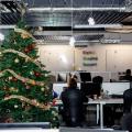 Birouri de sarbatoare: cum s-au pregatit companiile pentru Craciun - Foto 21